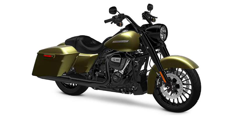 New 2018 Harley-Davidson Road King Special