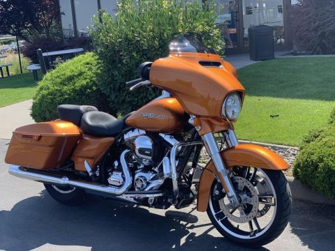Pre-Owned 2014 Harley-Davidson Street Glide Special