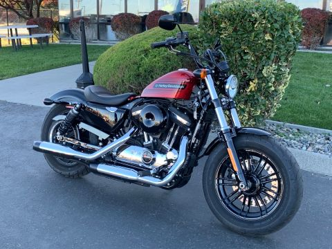 Pre-Owned 2019 Harley-Davidson Forty-Eight Special
