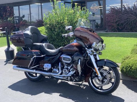 Pre-Owned 2019 Harley-Davidson CVO Limited